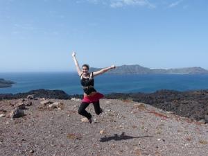 Santorini Jump